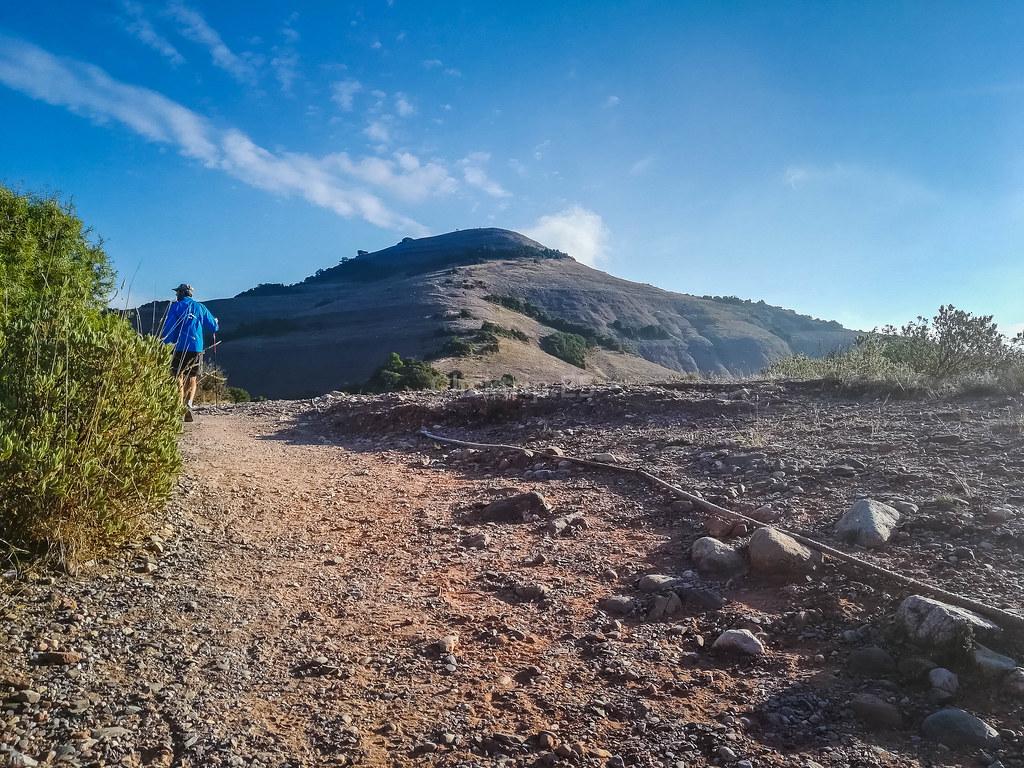 · Ascenso al Montcau, antes de ir a la Cova Simanya · Click_Trip
