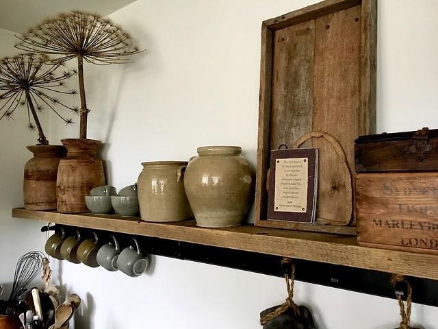 Landelijke keuken accessoires