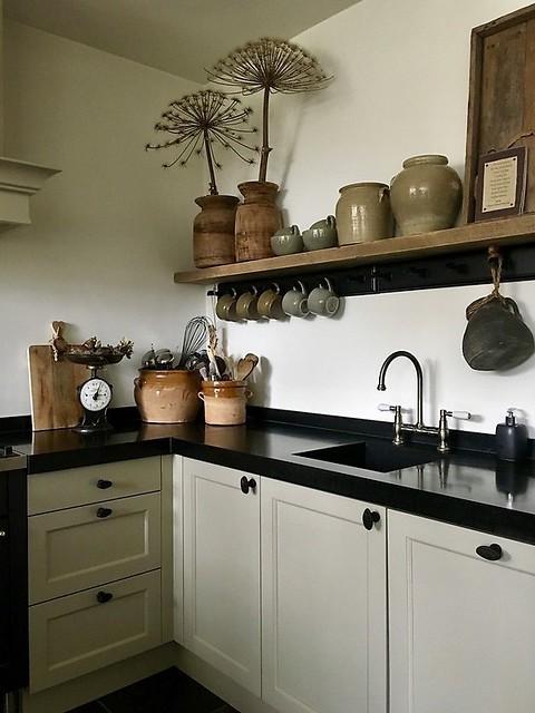 Landelijke keuken inrichten