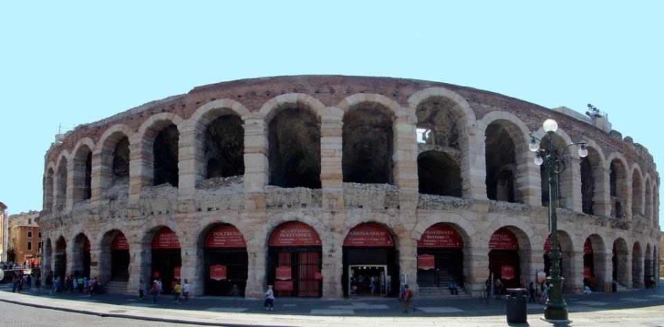Arena de Verona Italia 04