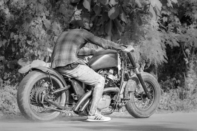 Thai restoring old motorcycle - 22/02/2018 15h59