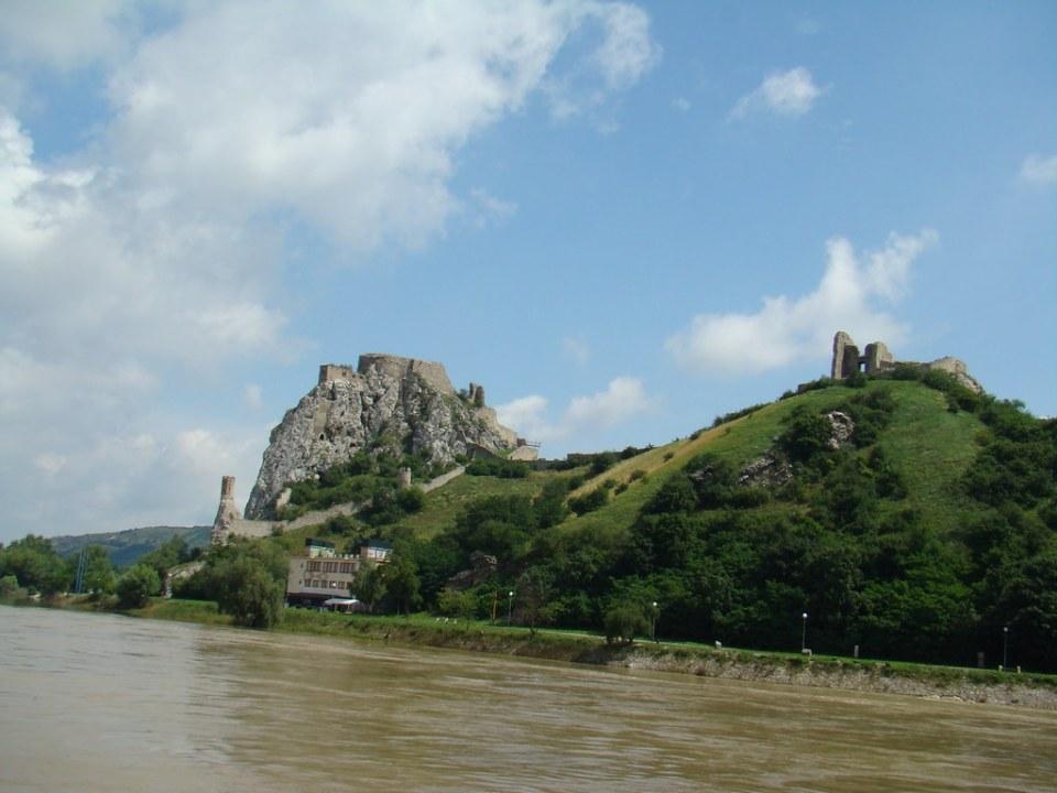 Castillo de Devin Bratislava crucero por el Danubio 13
