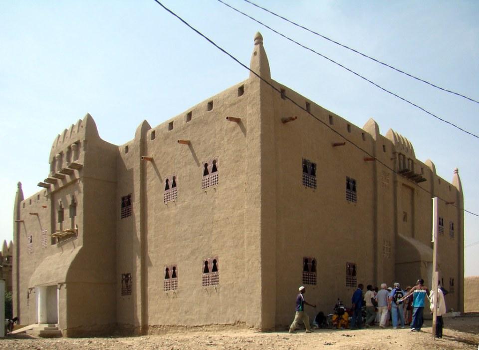 casa de Djenne Mali 17