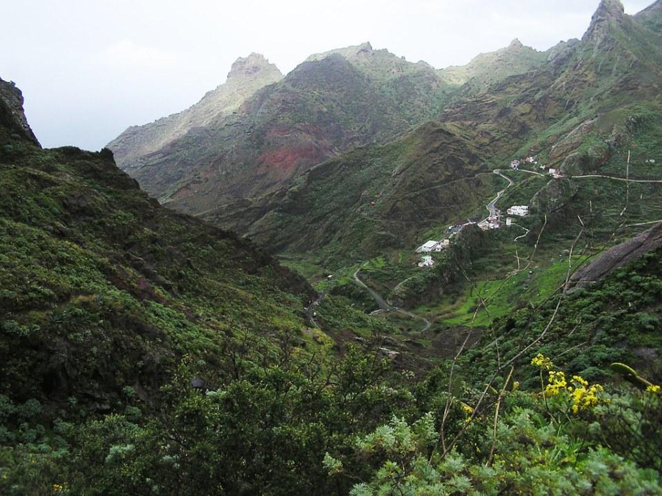 Barranco de Afur isla de Tenerife 103