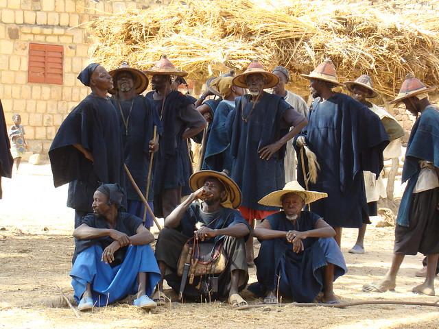 Gente del Pais Dogon Mali 19