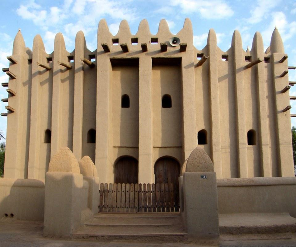 Mali Gran Mezquita Komoguel Mopti 10