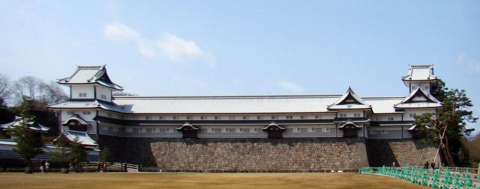 Castillo de Kanazawa Japon 07