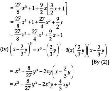 NCERT Solutions for Class 9 Maths Chapter 2 Polynomials Ex 2.5 A6a