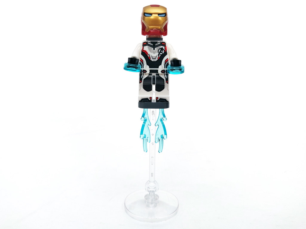 Lego Marvel Super Heroes Avengers Endgame Iron Man And Du