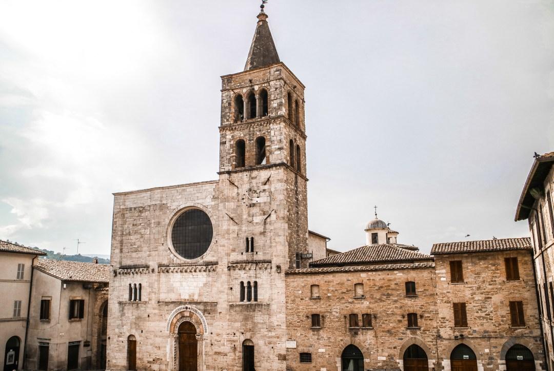 Chiesa di San Michele, Bevagna