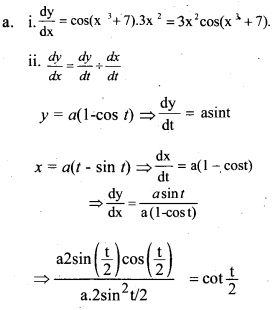 Plus Two Maths Chapter Wise Previous Questions Chapter 5 Continuity and Differentiability 42
