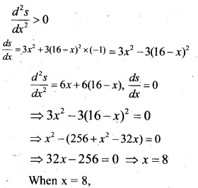 Plus Two Maths Chapter Wise Previous Questions Chapter 6 Application of Derivatives 2
