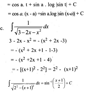 Plus Two Maths Chapter Wise Previous Questions Chapter 7 Integrals 23