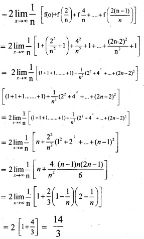 Plus Two Maths Chapter Wise Previous Questions Chapter 7 Integrals 4