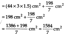 NCERT Solutions for Class 9 Maths Chapter 13 Surface Areas and Volumes Ex 13.2 Q11a