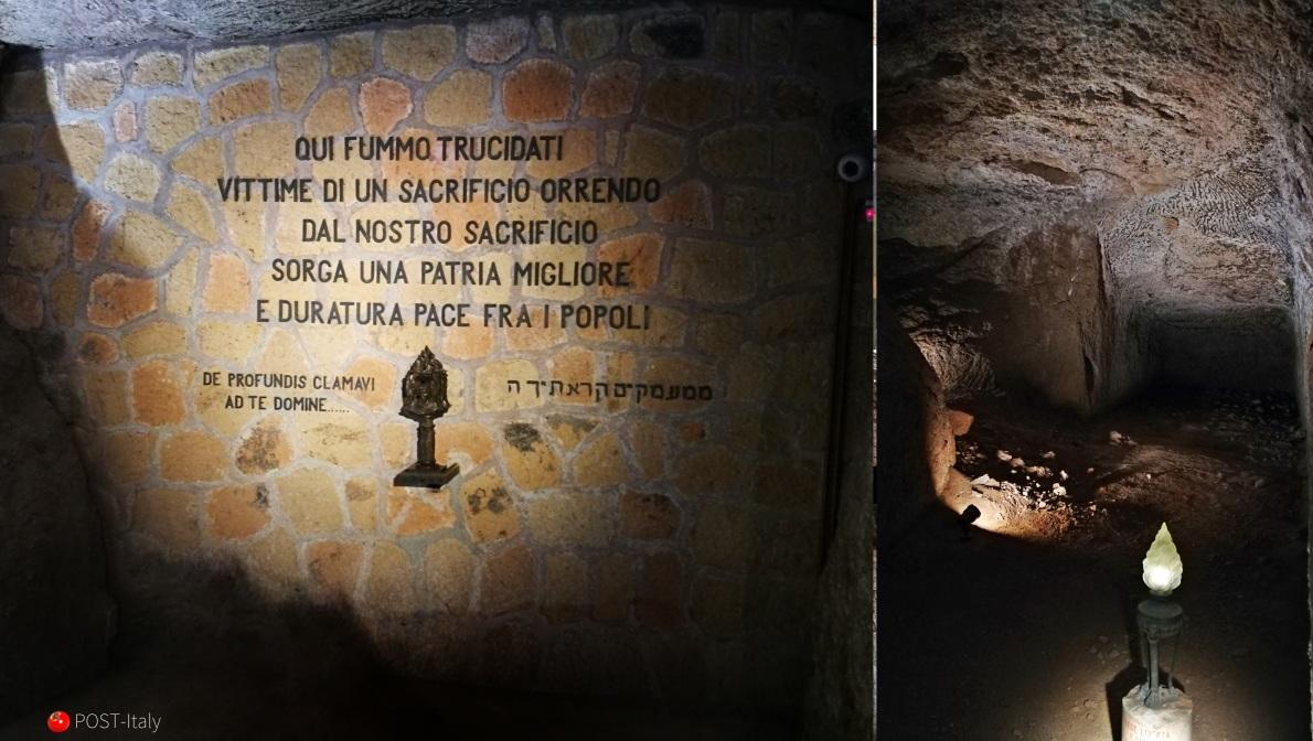 Fossas Aredeatinas em Roma