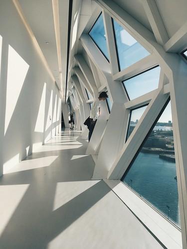 Port House    Zaha Hadid