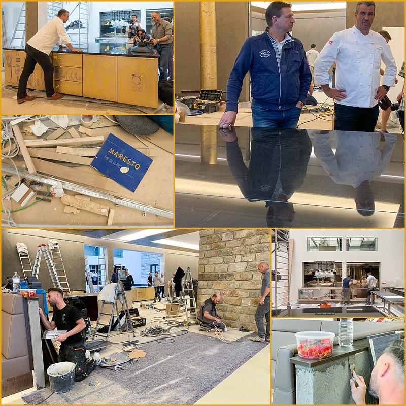 Baustellen-Pressekonferenz im Kastenmeiers