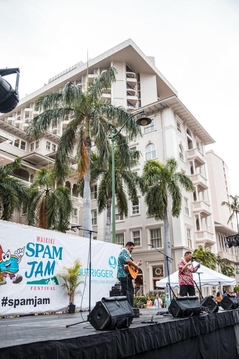Waikiki Spam Jam
