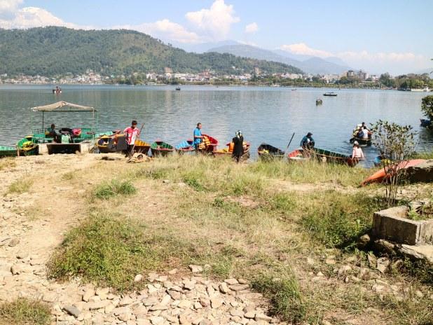 Embarcadero de Pumdi Bhumdi