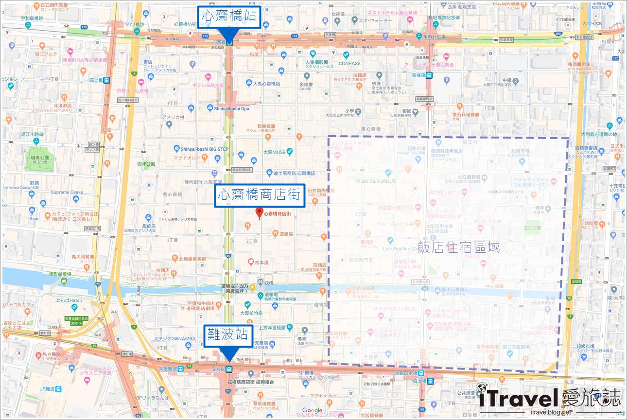 大阪購物商場 心齋橋 (64)