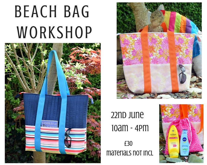 Beach Bag Workshop