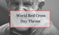 world red cross day 2019 theme