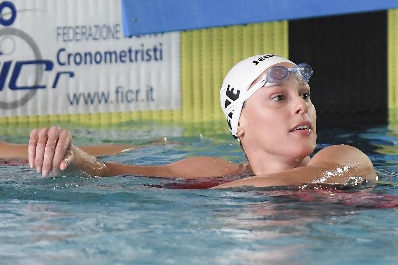 La Triestina Nuoto festeggia i 100 anni con Pellegrini, Cseh e Jakabos