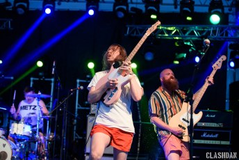 Idles @ Shaky Knees Music Festival, Atlanta GA 2019