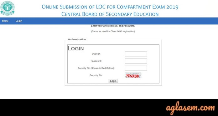 CBSE 12th Compartment 2019