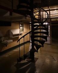 Alcatraz Spiral Staircase SR600828