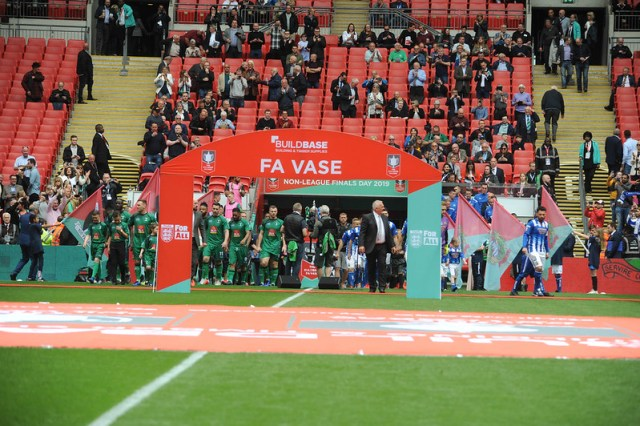 FA Vase Final: Chertsey Town 3 Cray Valley PM 1