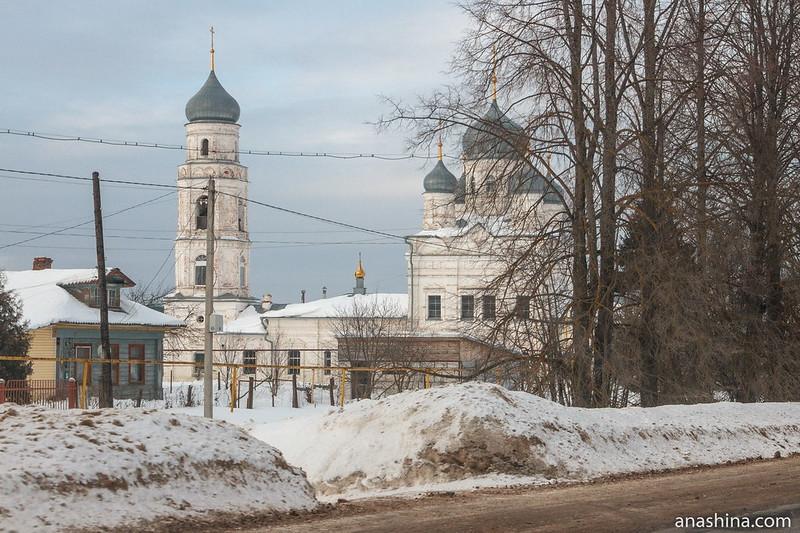 Церковь Троицы Живоначальной в Троицкой слободе