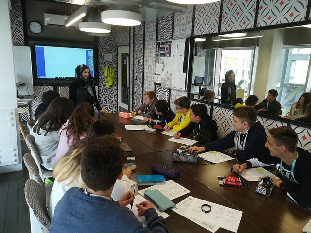 Stage lingua inglese - London - as 2018/19