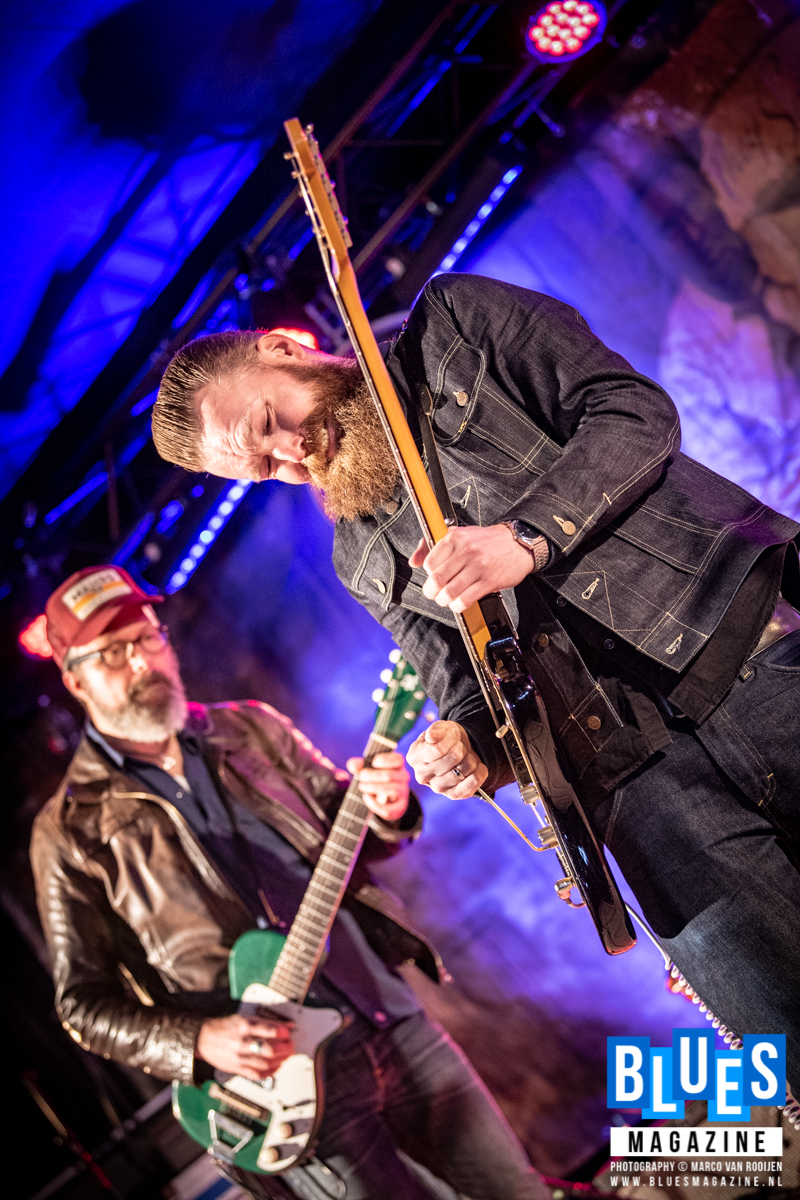 Joakim Tinderholt @ Moulin Blues 2019