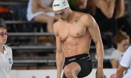 Champions Swim Series, Budapest: Scozzoli personal best nei 100