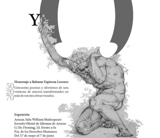 Arucas acoge una singular exposición pictórico-literaria sobre el 'YO'