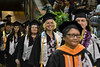 """Graduates march into the Edith Kanakaole Multi-Purpose stadium at the beginning of commencement. Hawaii Community College celebrated spring 2019 commencement on Friday, May 10, 2019. Go the Hawaii Community College's Flickr album for more photos from the Hilo ceremony: <a href=""""https://www.flickr.com/photos/53092216@N07/sets/72157680393896768"""">www.flickr.com/photos/53092216@N07/sets/72157680393896768</a>"""