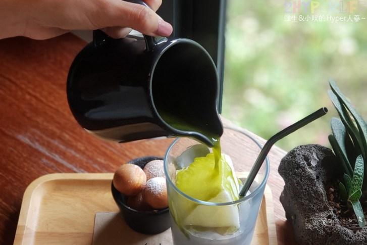 47071552074 e9d4829486 c - 潭子車站正後方的茶飲老屋,氛圍超放鬆~外型圓滾滾的丸燒鬆餅可愛也好吃!