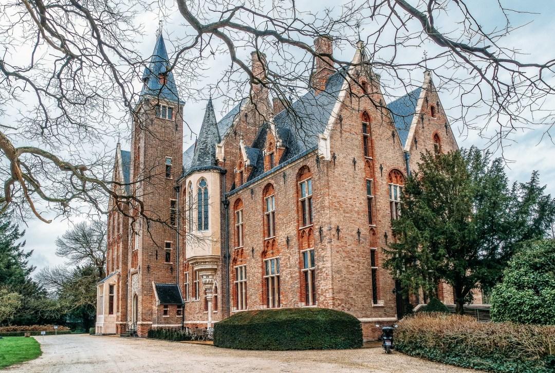 Castello Van Loppem, Bruges