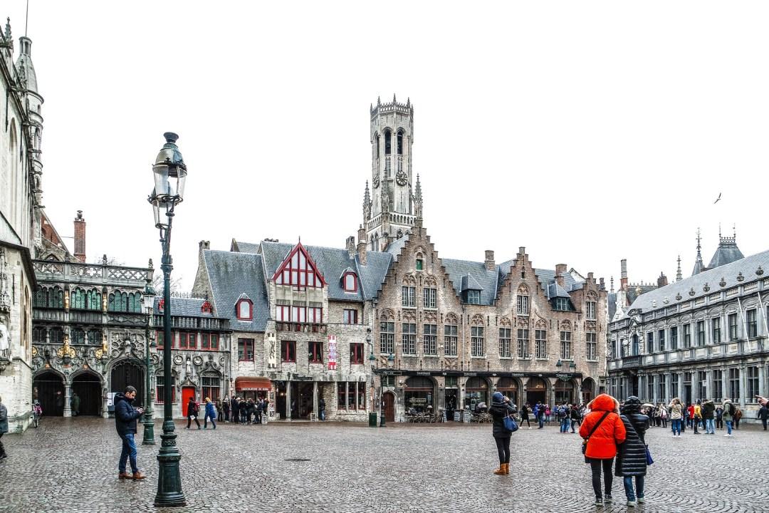 Bruges, Belfort