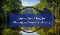 international day for biological diversity history 2019