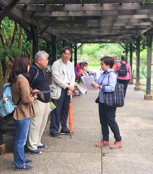 臺日學者攜手探索陂塘的前世今生與未來