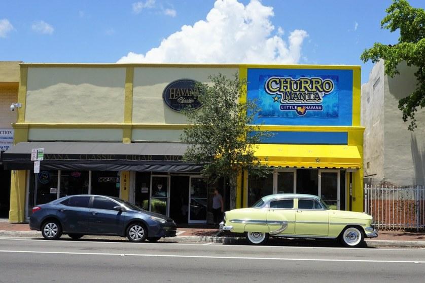 Miami's Calle Ocho in Little Havana