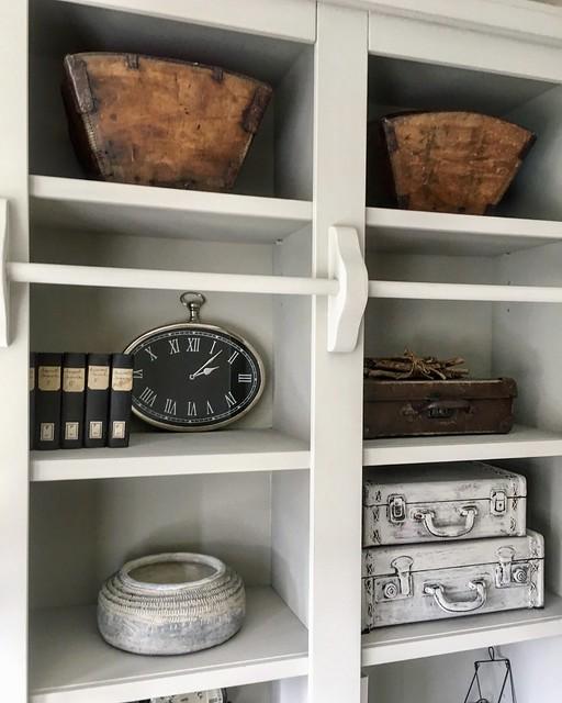 Decoratie kast slaapkamer