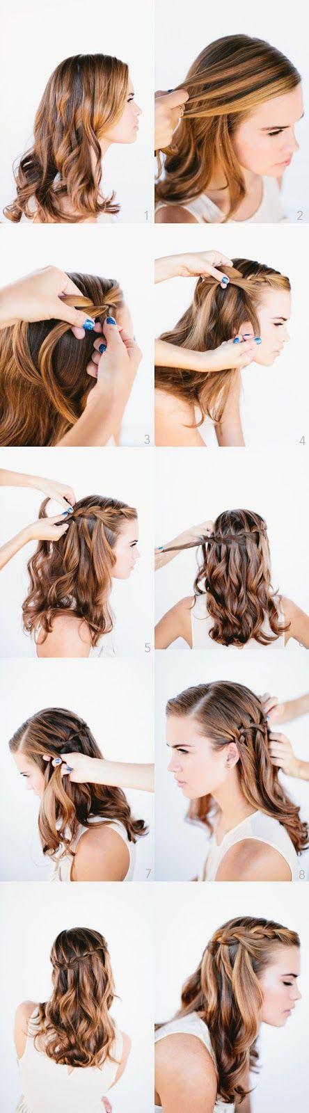 elegant victorian hairstyle