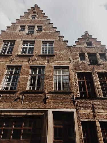Curiosidades arquitectónicas de las ciudades de Flandes
