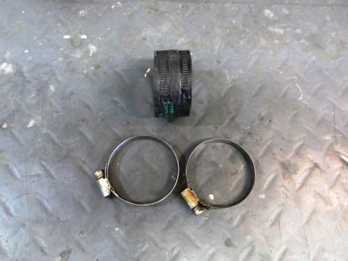 Cylinder Intake Spigot Bushing Detail