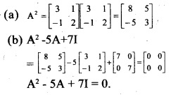Plus Two Maths Chapter Wise Previous Questions Chapter 3 Matrices 11