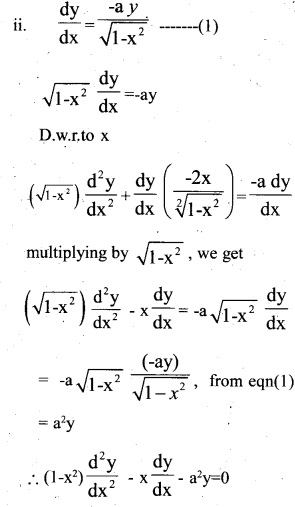 Plus Two Maths Chapter Wise Previous Questions Chapter 5 Continuity and Differentiability 3